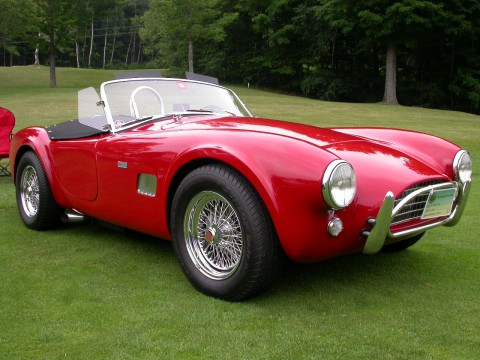 Technical specifications and characteristics for【AC Cobra (Mk IV)】