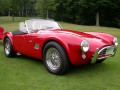 Technical specifications of the car and fuel economy of AC Cobra