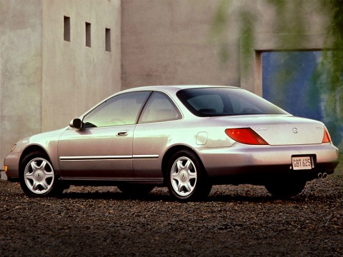 Technical specifications and characteristics for【Acura CL】
