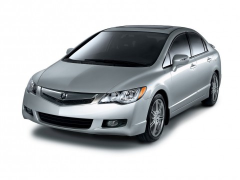 Technical specifications and characteristics for【Acura CSX】