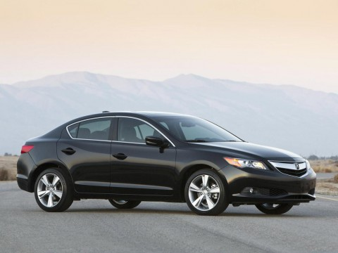 Technical specifications and characteristics for【Acura ILX】