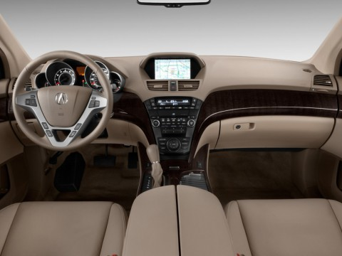 Technical specifications and characteristics for【Acura MDX II】