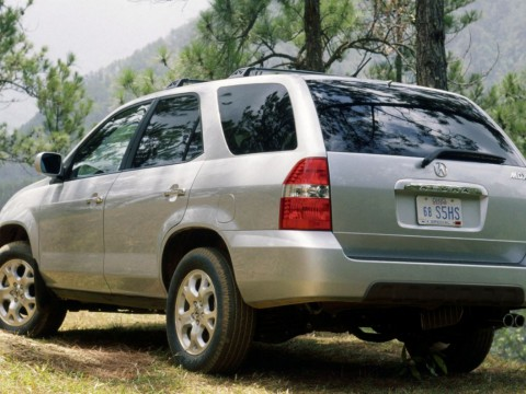 Technical specifications and characteristics for【Acura MDX】