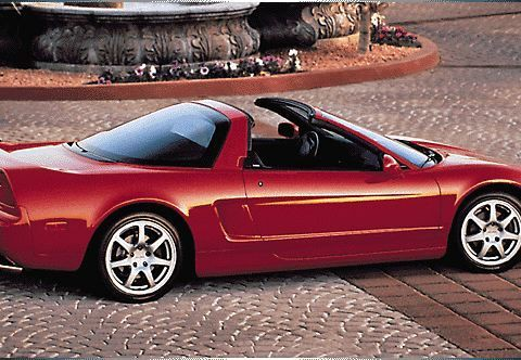 Technical specifications and characteristics for【Acura NSX-T】