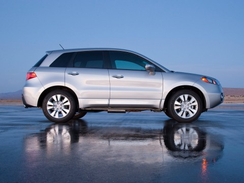 Technical specifications and characteristics for【Acura RDX I Restyling】
