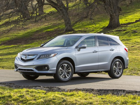 Technical specifications and characteristics for【Acura RDX II Restyling】