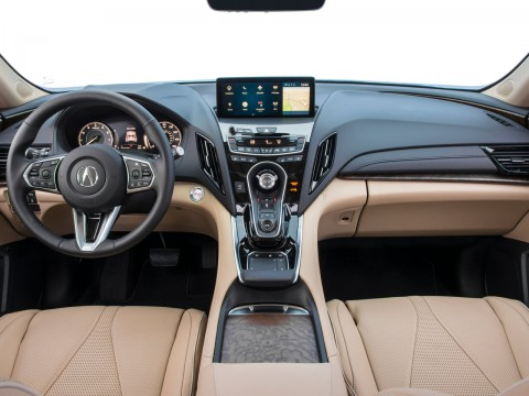 Technical specifications and characteristics for【Acura RDX III】