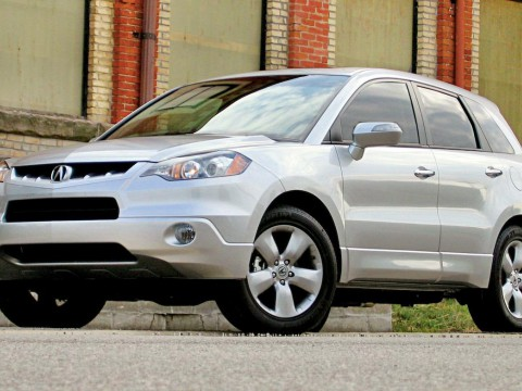 Technical specifications and characteristics for【Acura RDX】