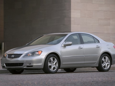 Technical specifications and characteristics for【Acura RL (KA964)】