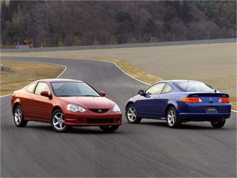 Technical specifications and characteristics for【Acura RSX II】