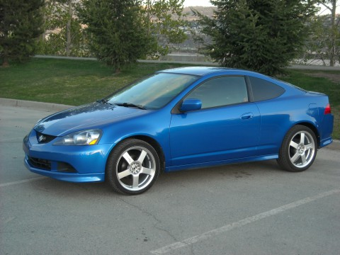 Technical specifications and characteristics for【Acura RSX IV】