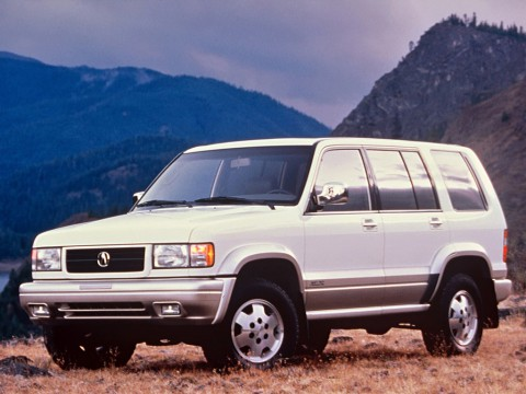 Technical specifications and characteristics for【Acura SLX】