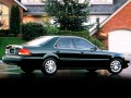 Technical specifications and characteristics for【Acura TL I (UA2)】