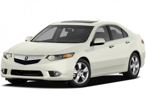 Technical specifications and characteristics for【Acura TSX (facelift)】