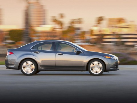 Technical specifications and characteristics for【Acura TSX II (Cu2)】