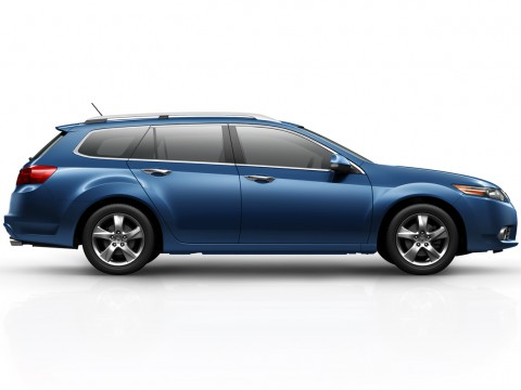Technical specifications and characteristics for【Acura TSX Sport Wagon】