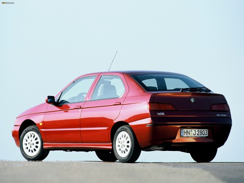 Technical specifications and characteristics for【Alfa Romeo 146 (930)】