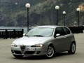 Technical specifications of the car and fuel economy of Alfa Romeo 147