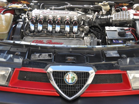 Technical specifications and characteristics for【Alfa Romeo 155 (167)】