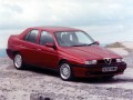 Alfa Romeo 155 155 (167) 2.0 T.S. (167.A2) (143 Hp) full technical specifications and fuel consumption