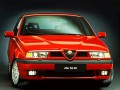 Technical specifications of the car and fuel economy of Alfa Romeo 155