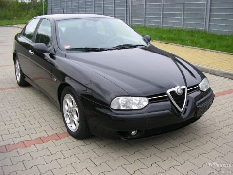 Technical specifications and characteristics for【Alfa Romeo 156 (932)】