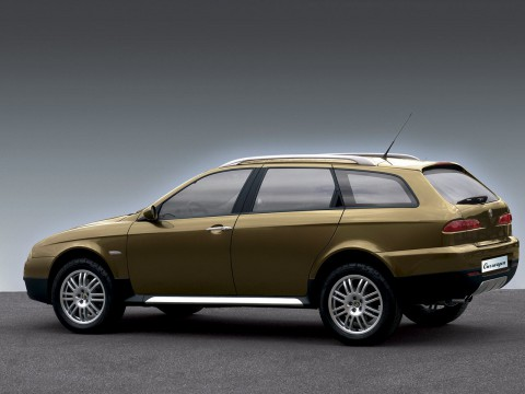 Technical specifications and characteristics for【Alfa Romeo 156 Crosswagon】