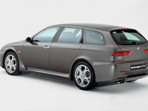 Technical specifications and characteristics for【Alfa Romeo 156 GTA Sport Wagon】