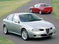 Alfa Romeo 156 156 II 2.4 JTD (175 Hp) full technical specifications and fuel consumption