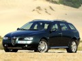 Alfa Romeo 156 156 Sport Wagon II 2.5 i V6 24V (192 Hp) full technical specifications and fuel consumption