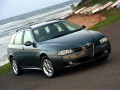 Alfa Romeo 156 156 Sport Wagon II 2.4 JTD (175 Hp) full technical specifications and fuel consumption