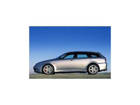 Technical specifications and characteristics for【Alfa Romeo 156 Sport Wagon】