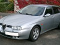 Alfa Romeo 156 156 Sport Wagon 2.4 JTD (150 Hp) full technical specifications and fuel consumption
