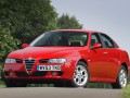 Technical specifications of the car and fuel economy of Alfa Romeo 156