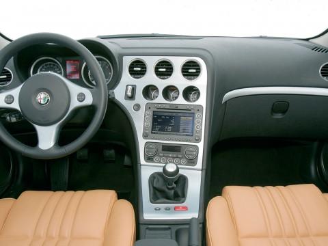 Технические характеристики о Alfa Romeo 159 Sportwagon