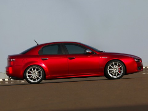 Technical specifications and characteristics for【Alfa Romeo 159】