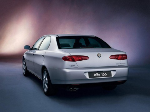 Technical specifications and characteristics for【Alfa Romeo 166 (936)】