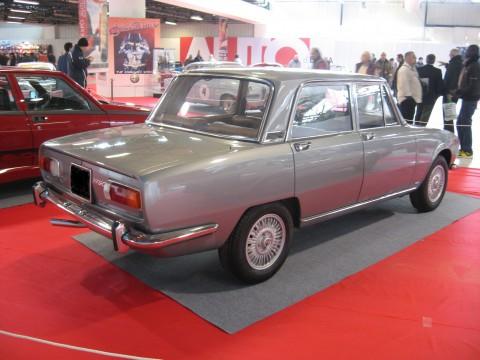 Specificații tehnice pentru Alfa Romeo 1750-2000