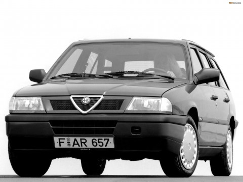 Technical specifications and characteristics for【Alfa Romeo 33 Sport Wagon (907B)】