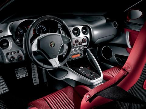 Technical specifications and characteristics for【Alfa Romeo 8C Competizione】