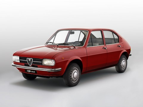 Technical specifications and characteristics for【Alfa Romeo Alfasud (901)】