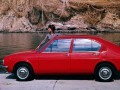 Alfa Romeo Alfasud Alfasud (901) 1.3 (901.F0) (68 Hp) full technical specifications and fuel consumption