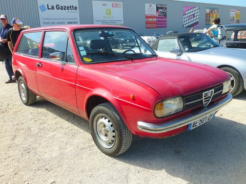 Technical specifications and characteristics for【Alfa Romeo Alfasud Giardinetta (904)】