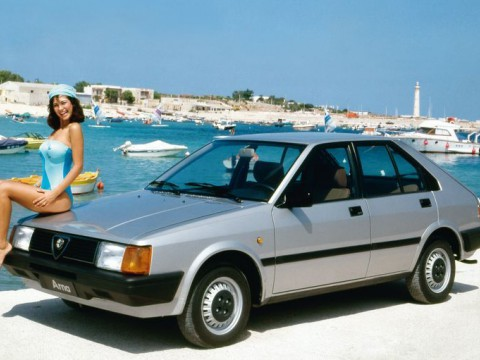Technical specifications and characteristics for【Alfa Romeo Arna (920)】