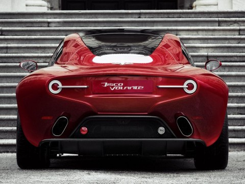 Technical specifications and characteristics for【Alfa Romeo Disco Volante】