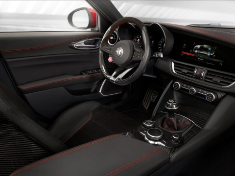Technical specifications and characteristics for【Alfa Romeo Giulia II】