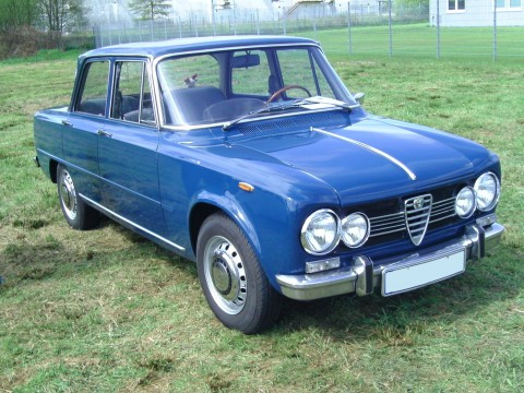 Technical specifications and characteristics for【Alfa Romeo Giulia】