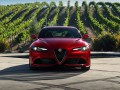 Technical specifications of the car and fuel economy of Alfa Romeo Giulia