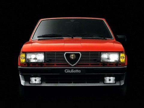 Technical specifications and characteristics for【Alfa Romeo Giulietta (116)】