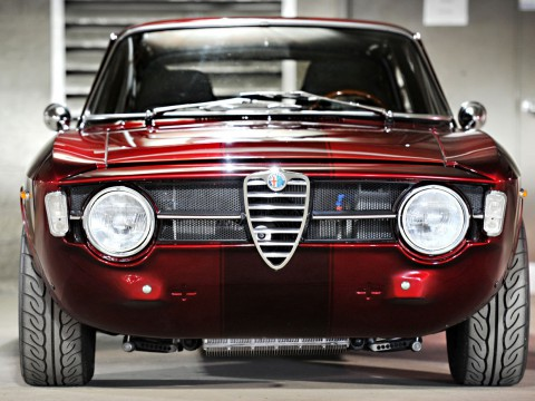 Technical specifications and characteristics for【Alfa Romeo GT】